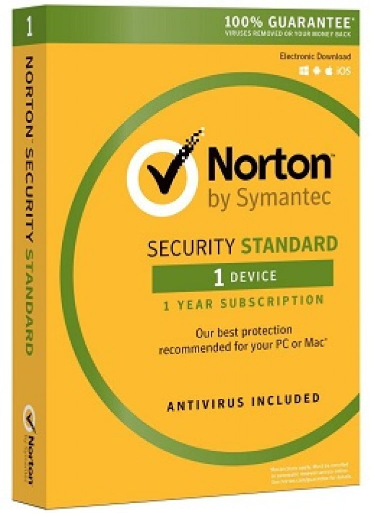Norton antivirus software