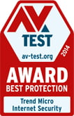 av-test award voor trendmicro security