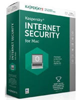 Kaspersky Internet Security voor Mac